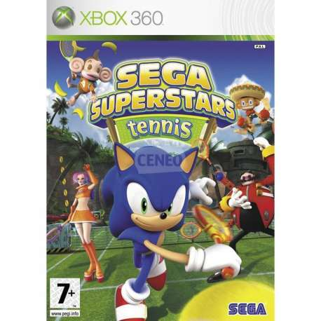 SEGA SUPER STAR TENNIS