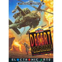 DESERT STRIKE return to the golf