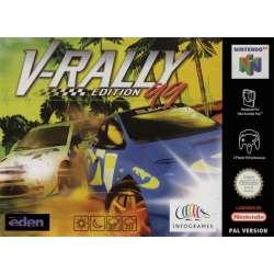 V RALLY edition 99