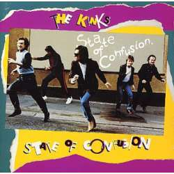 the Kinks state of confusion