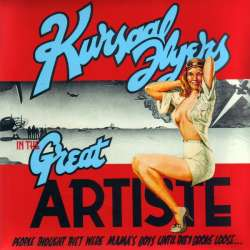 Kursaal flyers in the great artiste