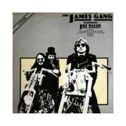 THE JAMES GANG FEATURING JOE WALSH