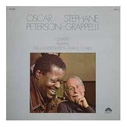 OSCAR PETERSON STEPHANE GRAPPELLI