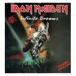 iron maiden infinite dreams