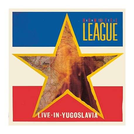 The anti nowhere league live in yugoslavia