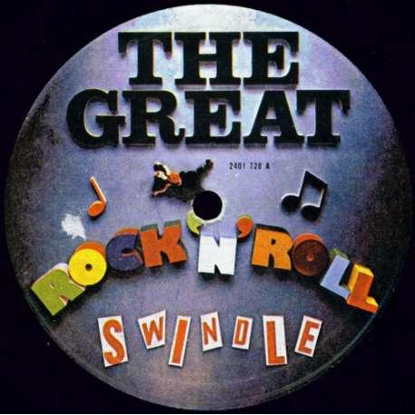 Sex pistols the great rock n roll swindle