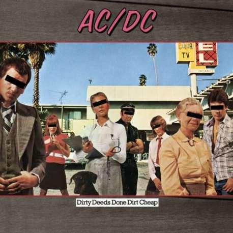 AC/DC dirty deeds done dirt cheap