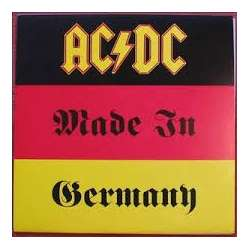 AC/DC made in germany