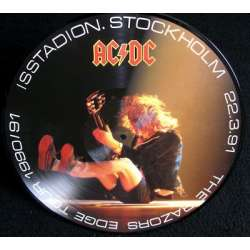 ac/dc the razor edge tour