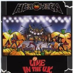 helloween live in the uk