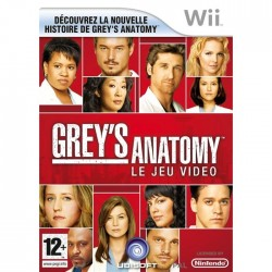 grey's anatomy le jeu video