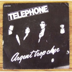telephone argent trop cher