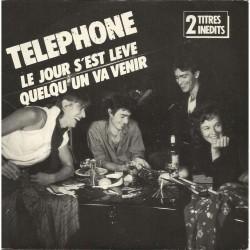telephone le jour c'est levé