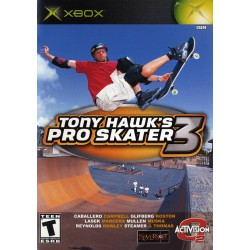 TONY HAWK'S PRO SKATTER 3