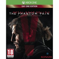 METAL GEAR SOLID V THE PHANTOM PAIN édition
