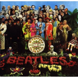 the beatles sgt pepper's lonely hearts club band