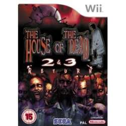 THE HOUSE OF THE DEAD 2&3