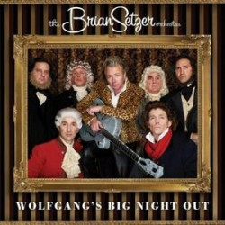 brian setzer orchestra wolfgang's big night out