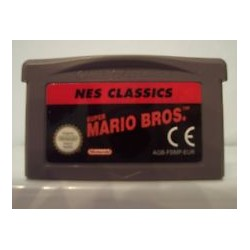 Super Mario Bros Classic NES Series