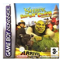 shreck smash n'crash racing