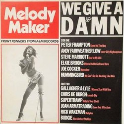 melody maker-we give a damn compilation