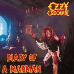 OZZY OSBOURNE diary of a madman