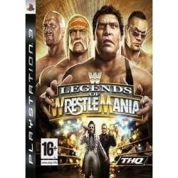 WWE LEGENDS OF WRESTLE MANIA