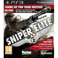 sniper elite V2 edition game of the year