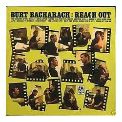burt bacharach reach out