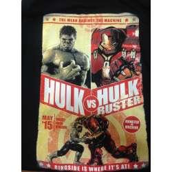 advengers hulk vs hulk buster