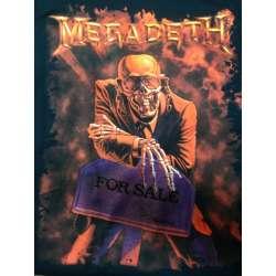 megadeth peace sell