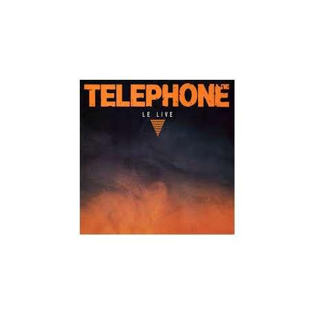telephone le live