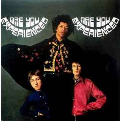 jimi hendrix- are you experienced