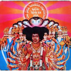 jimi hendrix-axis bold as love