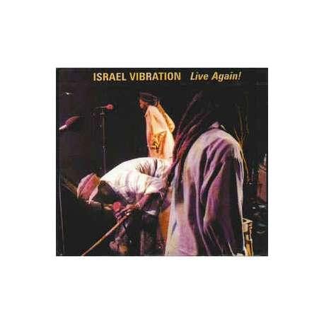 israel vibration live again