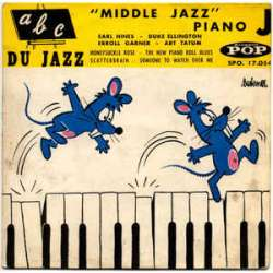 abc du jazz middle jazz piano