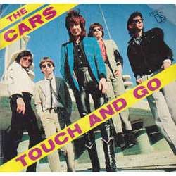 the cars touch and go