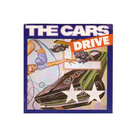 the cars drive