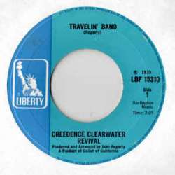 creedence clearwater revival travelin band