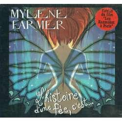 mylene farmer l'histoire d'une fée c'est...