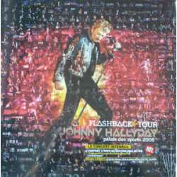 johnny hallyday flashback tour palais des sports 2006