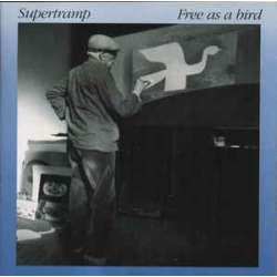 supertramp free as a bird