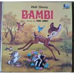 walt disney bambi raconté par pierre larquey