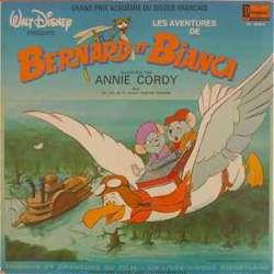 walt disney bernard et bianca racontées par annie cordy