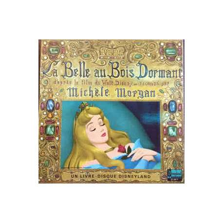 la belle au bois dormant raconté par michele morgan