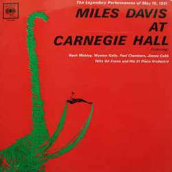 miles davies miles davis at carnegie hall