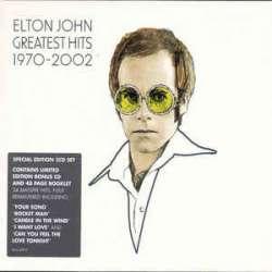 elton john greatest hits 1970-2002