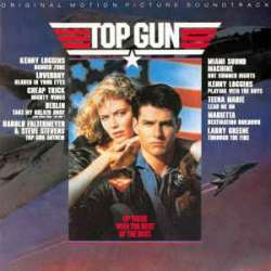 top gun musique original du film cd