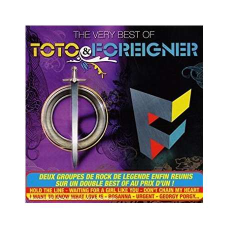 toto & foreigner the very best of