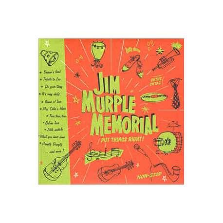 jim murple memorial put things right !